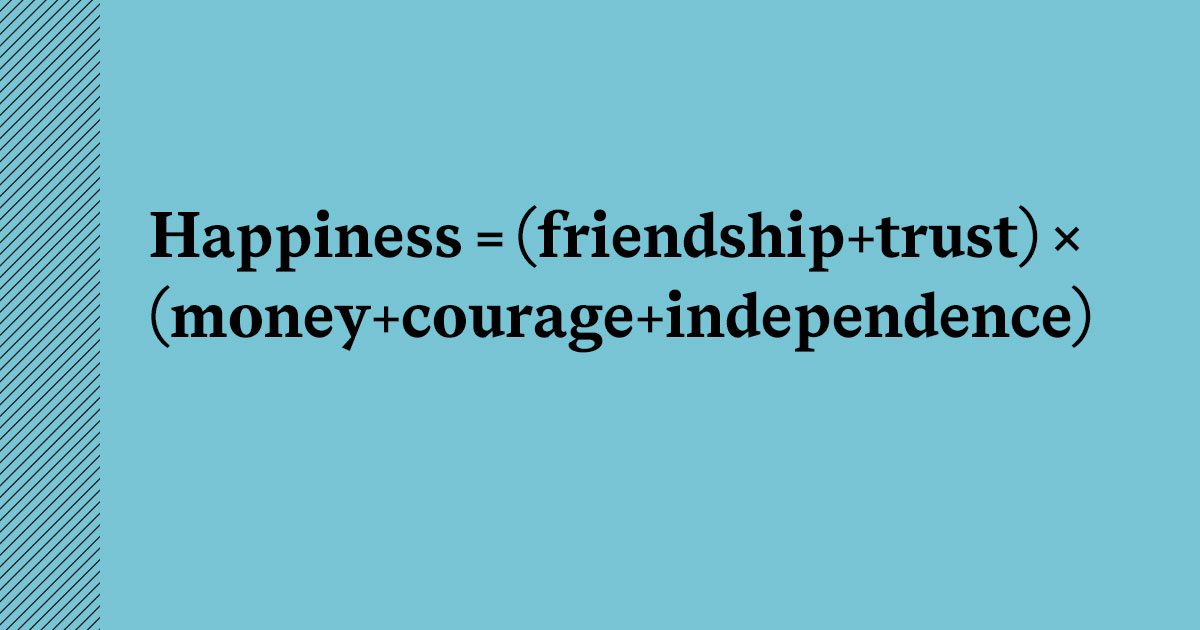 friendship is more important than money essay